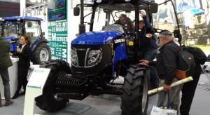Chiński koncern Lovol chce wprowadzić do Europy mocniejsze ciągniki