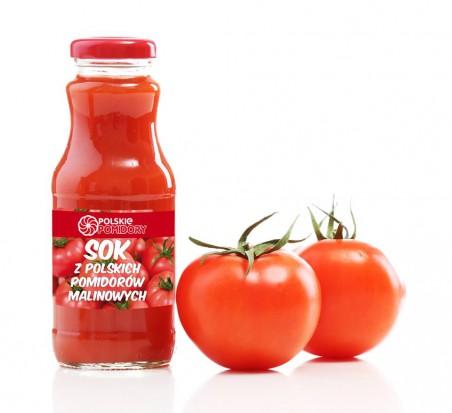 Citronex wprowadza na rynek sok z pomidorów malinowych