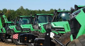 Spadek sprzedaży nowych ciągników rolniczych w listopadzie. Liderem Deutz-Fahr
