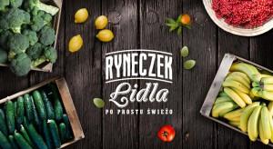 Dostawcy owoców i warzyw do Lidla wystąpili w spotach reklamowych sieci (wideo)