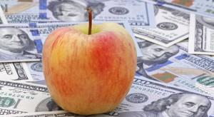 Wycofanie z rynku: Współczynnik przydziału dla jabłek i gruszek wynosi 0,09