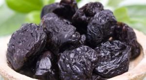 Suszone śliwki wpływają na zdrowe funkcjonowanie jelit