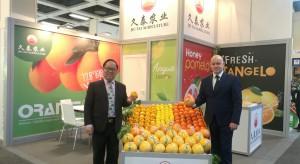 Eksporter jabłek importuje chińskie owoce. Pierwsze tangelo dotarło już do Polski!