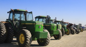 Sprzedaż używanych traktorów jest trzykrotnie wyższa niż nowych maszyn