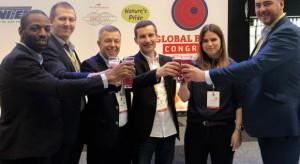 PBC promowało borówkę i borówkowe piwo  podczas Global Berry Congress