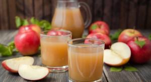 Wzrósł import zagęszczonego soku jabłkowego z Chin