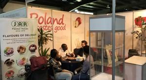 KOWR promował polskie produkty na targach w Nigerii