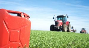 KRIR: Stawka i limit w paliwie rolniczym bez zmian