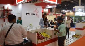 Polska oferta owoców na targach Alimentaria w Barcelonie