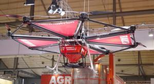 Co drony dały rolnictwu?