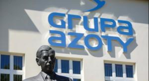 Zysk netto Grupy Azoty wzrósł o 55,1 proc. w 2017 roku