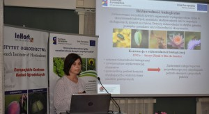 Instytut Ogrodnictwa prowadzi działania na rzecz ochrony i zachowania bioróżnorodności gleby