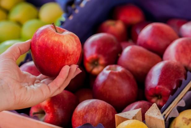 Belgia: zapasy jabłek na wyczerpaniu
