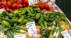 Bronisze: Pierwsze dostawy młodej kapusty. Tanie szparagi i pomidory