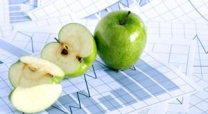Chińskie giełdy oszalały na punkcie jabłek