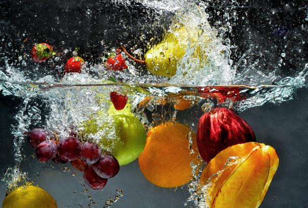 Płyn do mycia warzyw i owoców usuwający pestycydy. Czy to w ogóle możliwe?