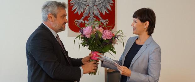 Monika Rzepecka powołana na stanowisko Dyrektora Generalnego w MRiRW