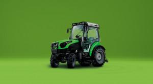 Nowy ciągnik sadowniczy Deutz-Fahr 5DS TTV