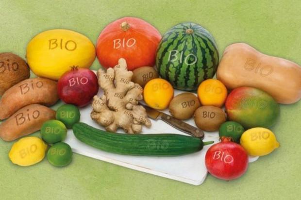 Owoce i warzywa bio znakowane laserem - sposób na ograniczenie plastikowych opakowań?