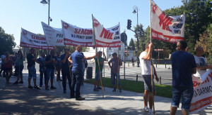 Sandomierz: Sadownicy nie zostali wpuszczeni na wiec Morawieckiego
