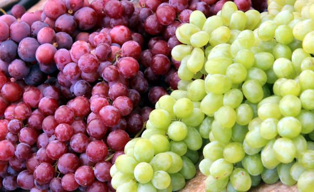 Mołdawskie winogrona cieszą się powodzeniem na warszawskich Broniszach