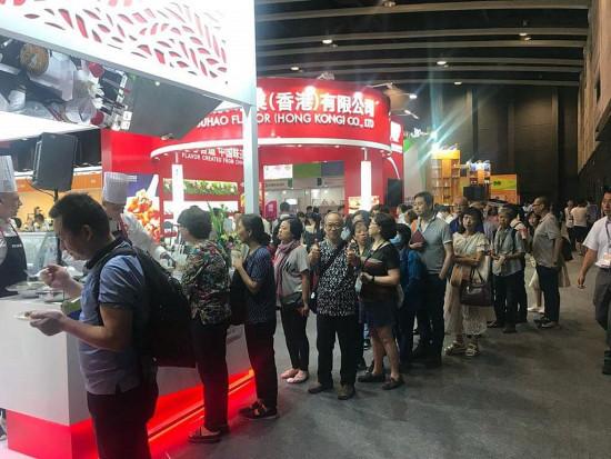 Polska żywność na targach w Hongkongu