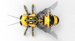 Rosyjskie pszczoły-roboty pomogą w zapylaniu upraw szklarniowych