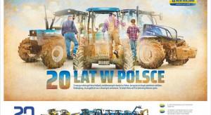 New Holland świętuje 20-lecie obecności w Polsce