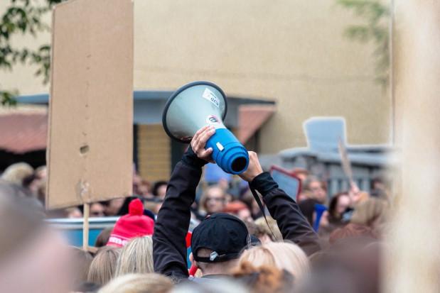 Lubelskie: Kolejne protesty - zablokowano wjazdy do trzech przetwórni