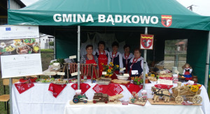 Koła Gospodyń Wiejskich biorą udział w warsztatach i promują kulinaria