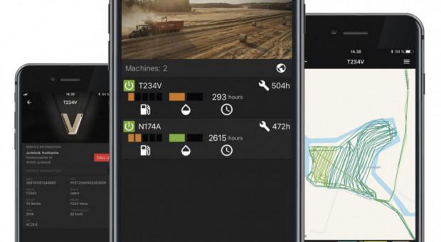 Valtra Connect – usprawnia eksploatację i serwisowanie ciągnika