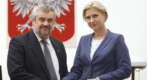 Aleksandra Hadzik nowym prezesem KRUS
