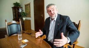 Ardanowski rozmawiał nt. wymiany handlowej artykułami rolno-spożywczymi z ambasadorem Ukrainy