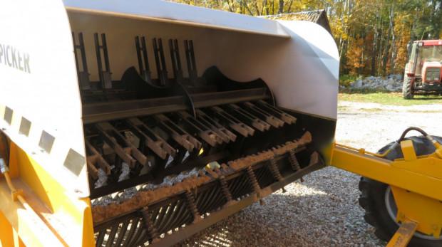 Tureckie maszyny do zbioru kamieni dostępne na polskim rynku
