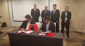 KOWR zawarł porozumienie o współpracy z chińskim stowarzyszeniem rynków hurtowych
