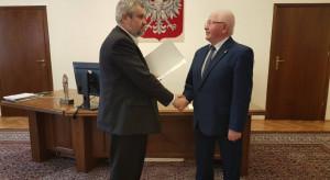 Prof. Marek Mrówczyński nowym dyrektorem Instytutu Ochrony Roślin