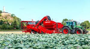 Od 2019 r. maszyny Asa-Lift będą produkowane w czerwonym kolorze Grimme