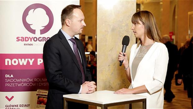 Dyrektor PSOR: Żywność z Polski spełnia wysokie standardy bezpieczeństwa (wideo)