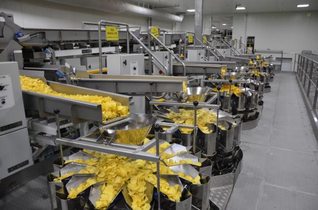 PepsiCo inwestuje w nowe odmiany ziemniaków, uprawę i przechowalnictwo (zdjęcia)