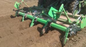 AVR sadzarki do ziemniaków Ceres z systemem zapobiegającym erozji gleby