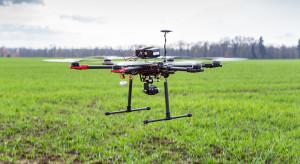 Niemcy: Drony coraz popularniejsze w ochronie upraw
