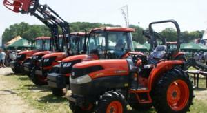 Farmtrack i Kubota będą wspólnie produkowały ciągniki w Indiach