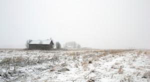 Intensywne opady śniegu w czterech województwach