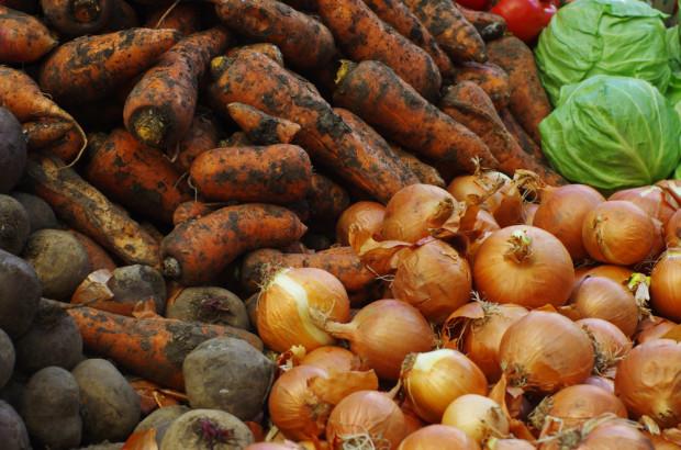 Niemcy: Zapasy warzyw najniższe od lat