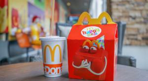 McDonald's odchudza Happy Meal. Nowe owoce i warzywa w zestawach
