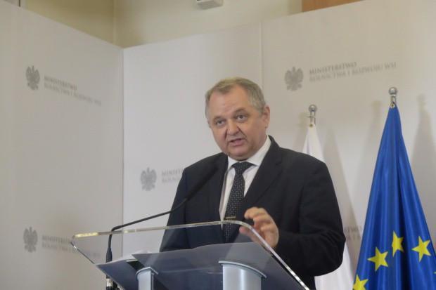 Zarudzki: ARiMR wypłaciła do grudnia 16,5 mld zł z PROW 2014-2020
