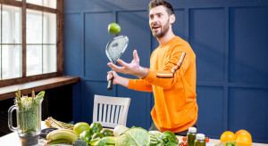 Dieta roślinna wspomaga wytrzymałość sportowców