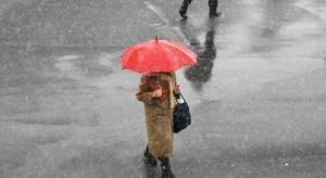 Pogoda: Nadchodzi odwilż oraz opady deszczu ze śniegiem