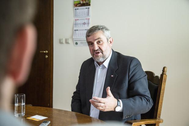 Ardanowski: Protest rolników realizacją projektu politycznego