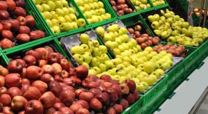 Sieci handlowe promują jabłka, ale nie obniżają cen (analiza)